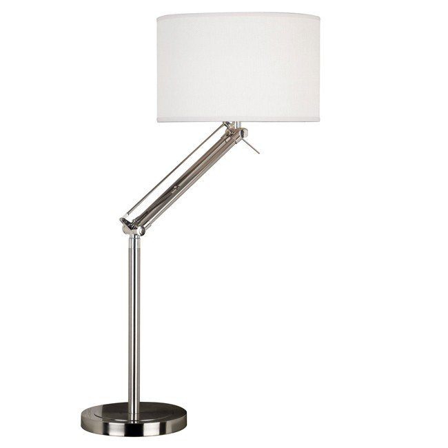 Hydra Table Lamp (Brushed Steel)