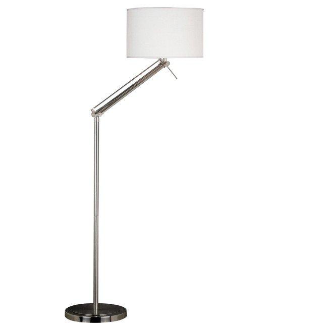 Hydra Floor Lamp (Brushed Steel)