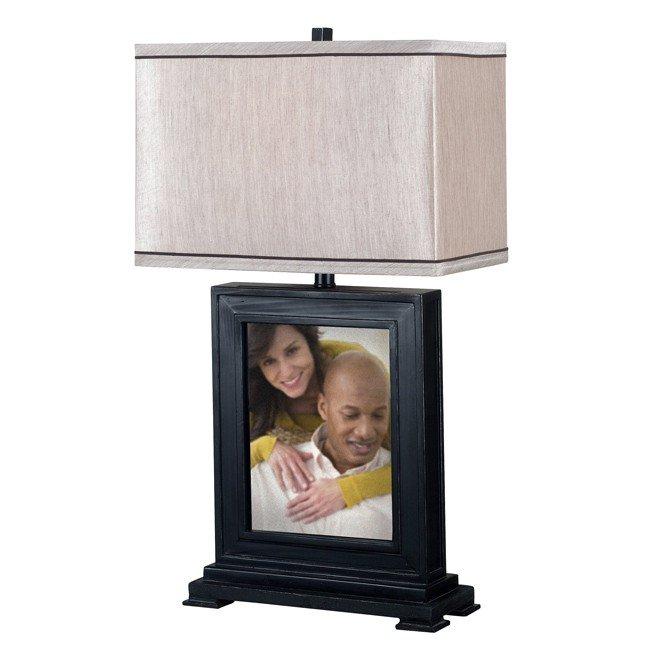 Memento Table Lamp (Black Finish)