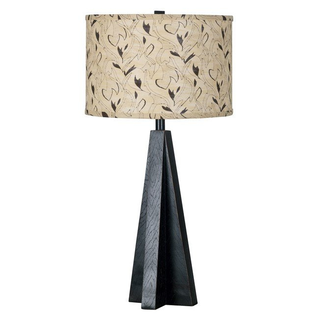 Lachlan Table Lamp (Oil Rubbed Bronze)