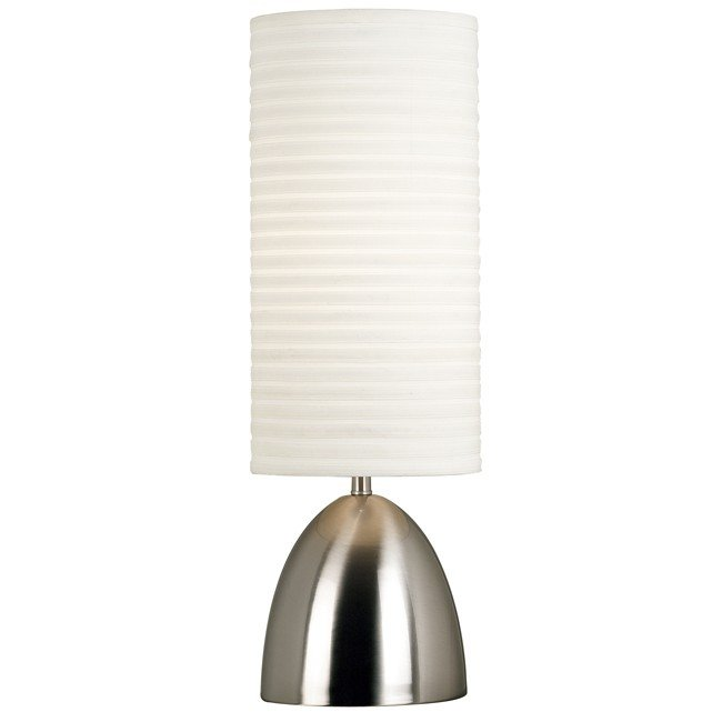 Bandeau Table Lamp (Brushed Steel)