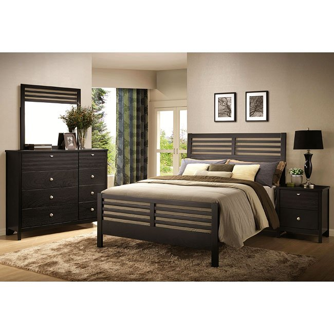 Richmond Panel Bedroom Set Coaster Furniture