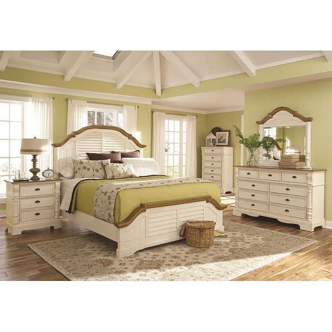 Oleta Panel Bedroom Set