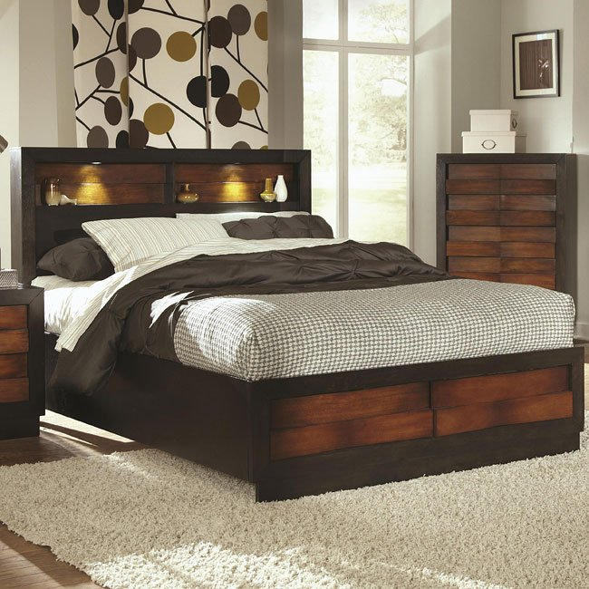 Rolwing Storage Bed
