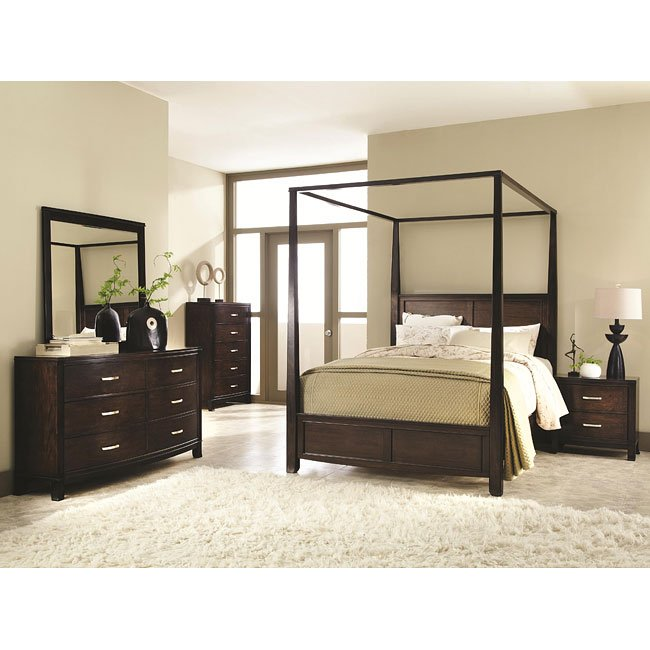 sc 1 st  Furniture Cart & Ingram Canopy Bedroom Set Coaster Furniture | Furniture Cart