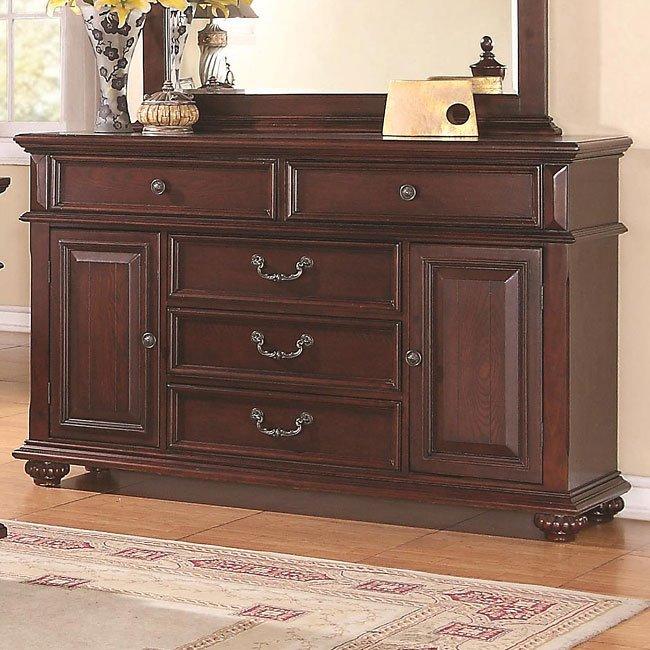 Kessner Dresser (Cherry)