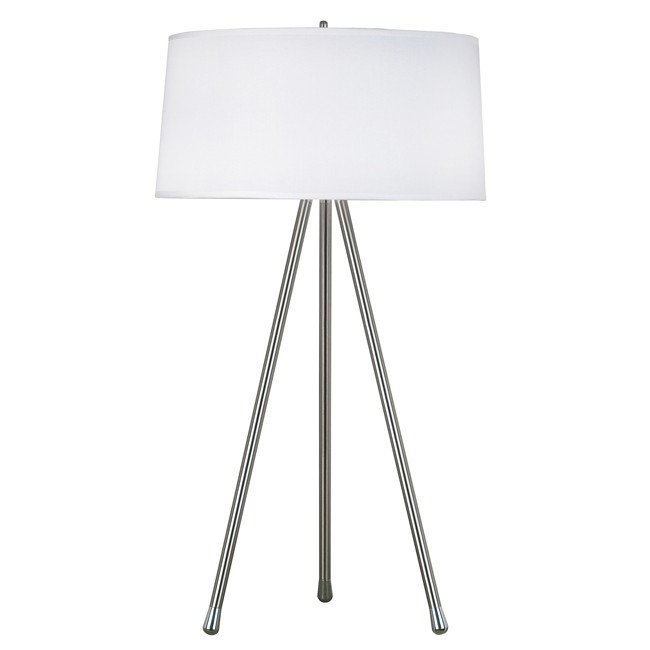 Stilts Table Lamp (Brushed Steel)