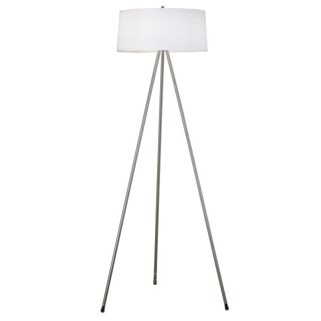 Stilts Floor Lamp (Brushed Steel)
