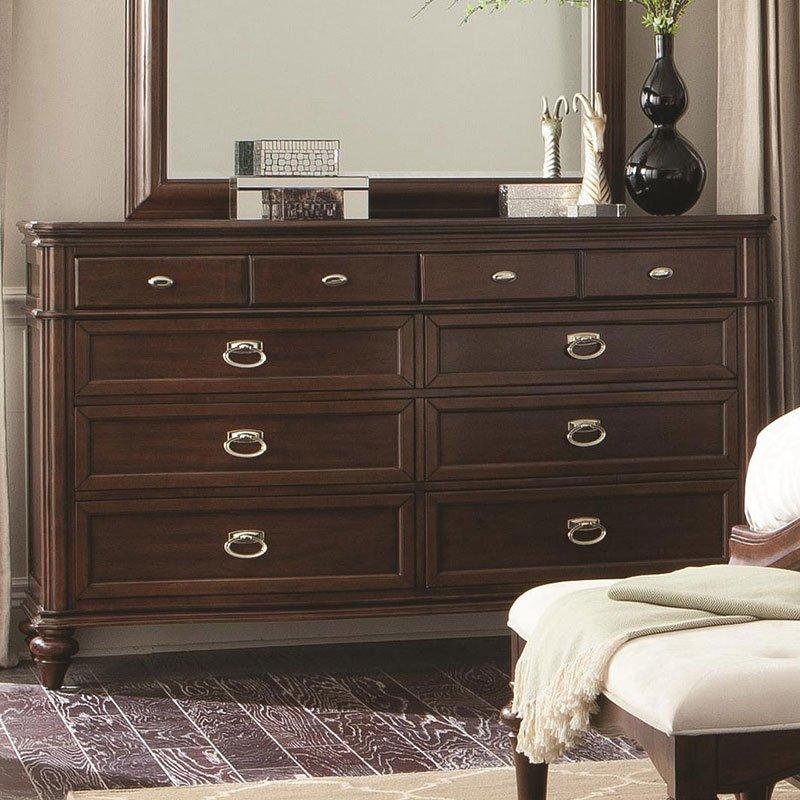 Sherwood Panel Bedroom Set Coaster Furniture Furniture Cart