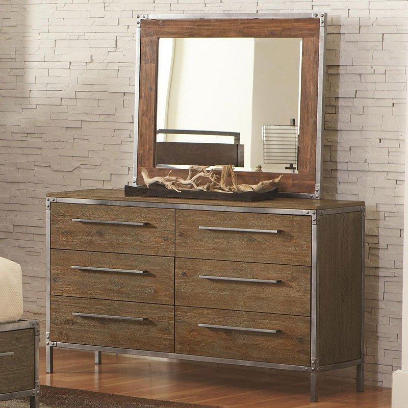 Ashley Furniture Arcadia: Arcadia Dresser Coaster Furniture