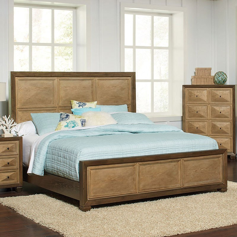 Wheatland Panel Bedroom Set Coaster Furniture