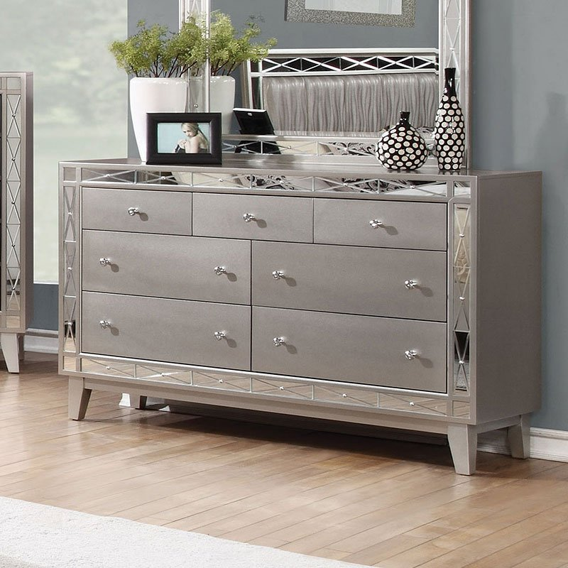 Leighton Panel Bedroom Set Coaster Furniture