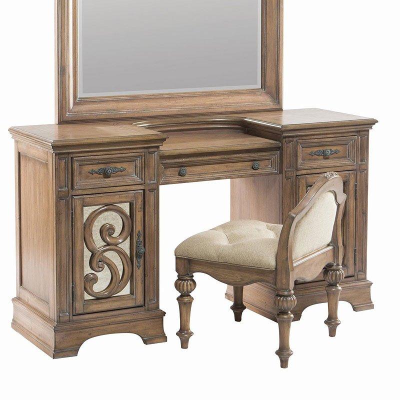 Ilana Vanity Desk By Coaster Furniture