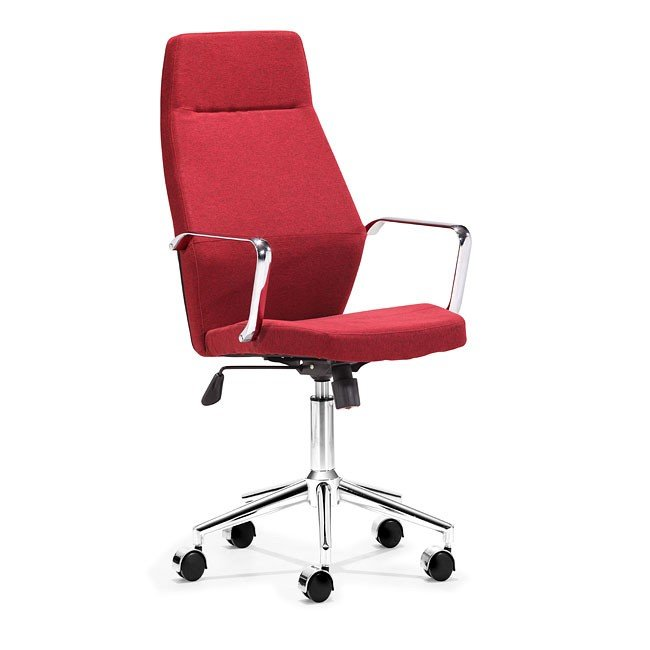 Sensational Holt High Back Office Chair Red Interior Design Ideas Inesswwsoteloinfo