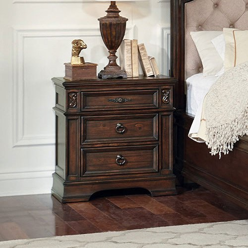 Ilana Nightstand (Antique Java)