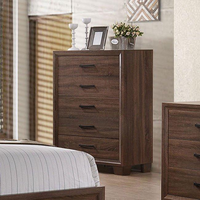 Brandon Panel Bedroom Set Coaster Furniture