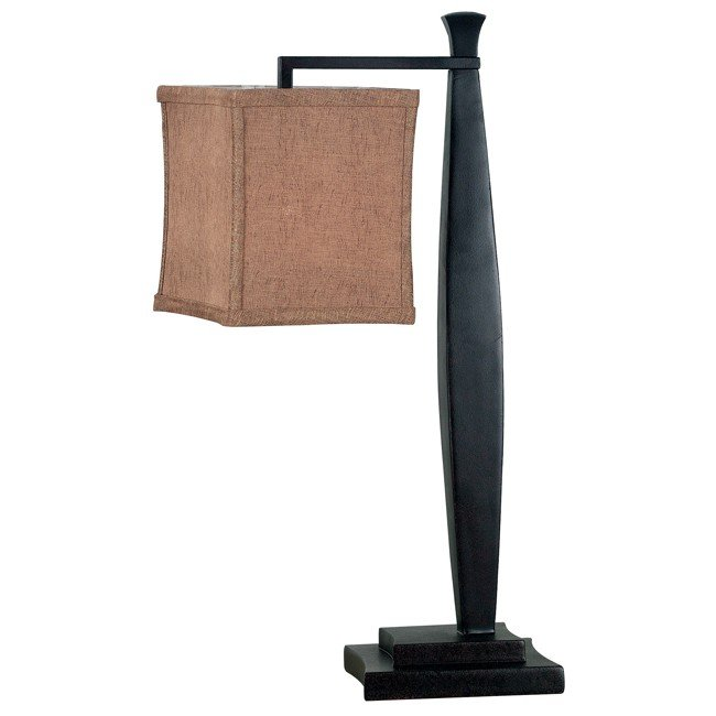 Balance 1 Light Table Lamp (Golden Flecked Bronze)