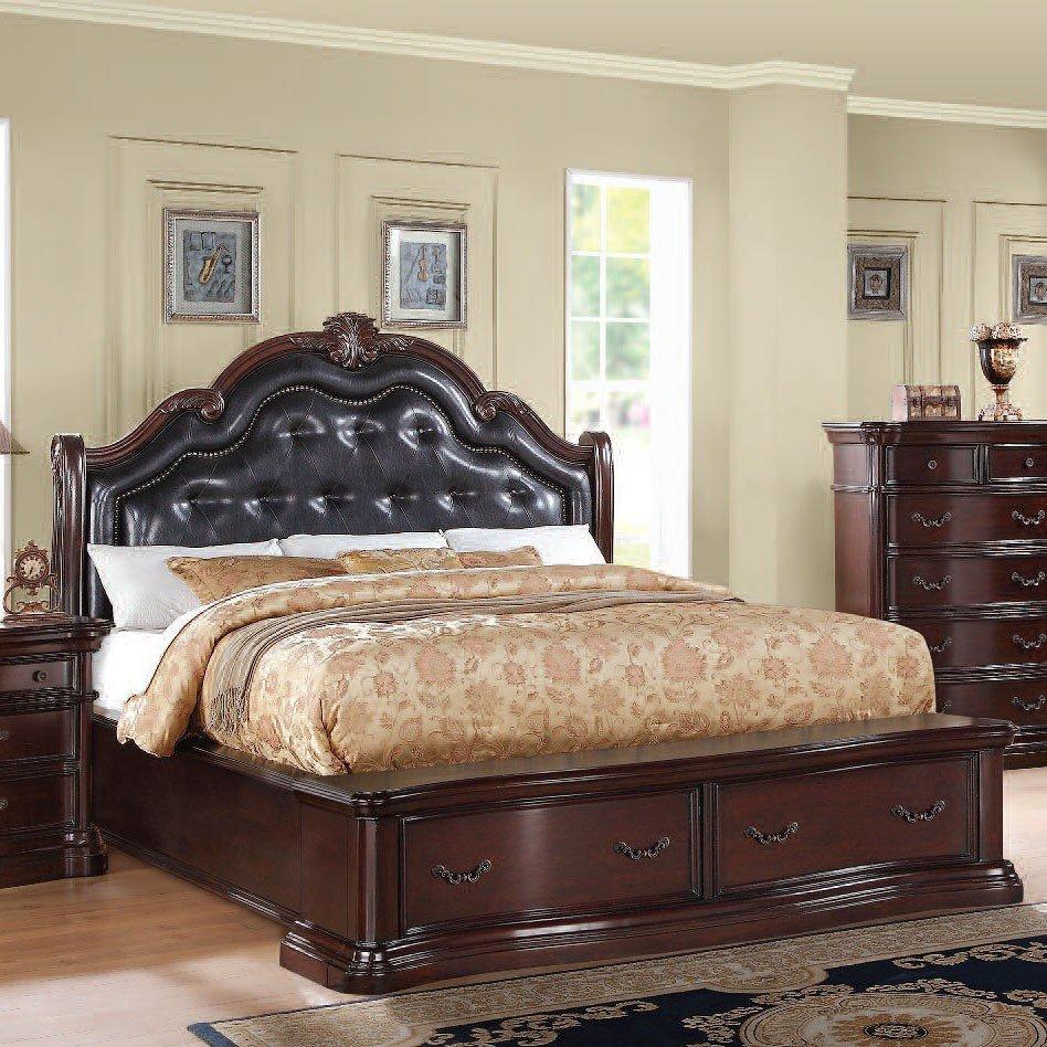 Veradisia Storage Bedroom Set Acme Furniture