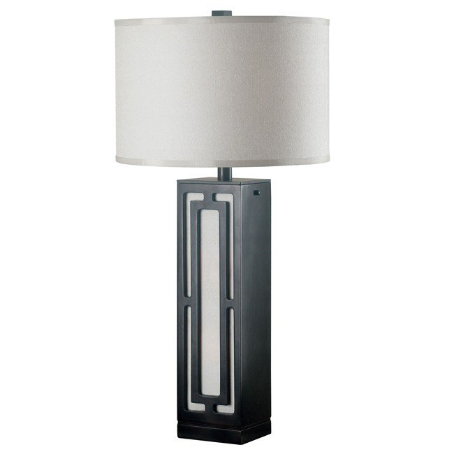Latcher Table Lamp (Oil Rubbed Bronze)