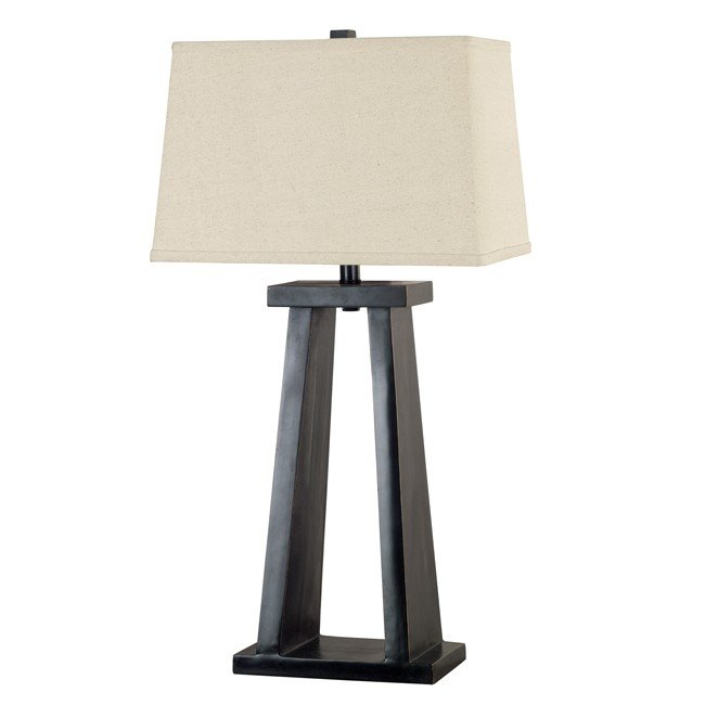 Augusta Table Lamp (Oil Rubbed Bronze)