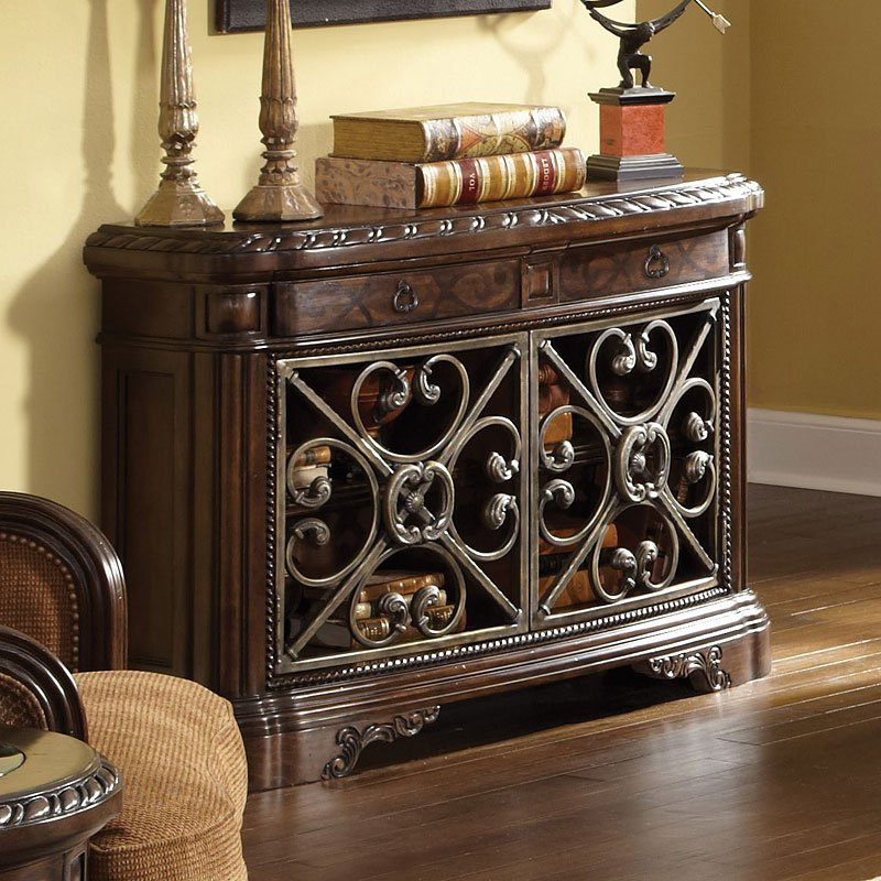 Office Console Table: Valencia Home Office Set ART Furniture