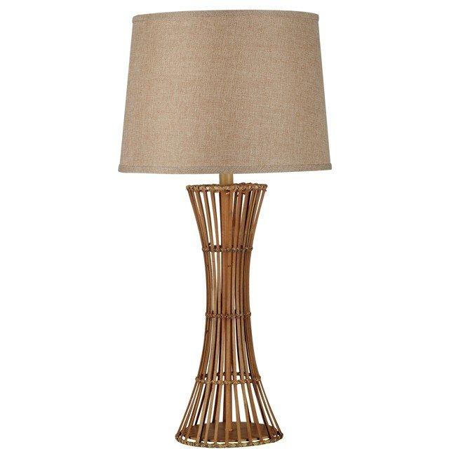 Bayou Table Lamp (Split Bamboo)