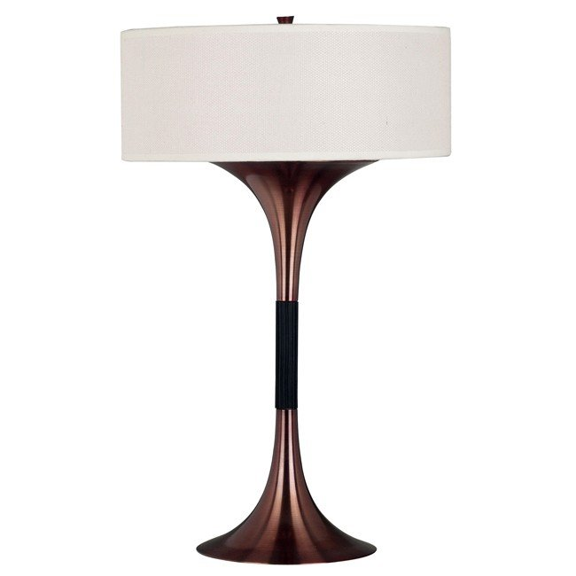 Drummer Table Lamp (Burnished Copper)