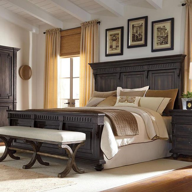 Accentrics Home Kentshire Panel Bed