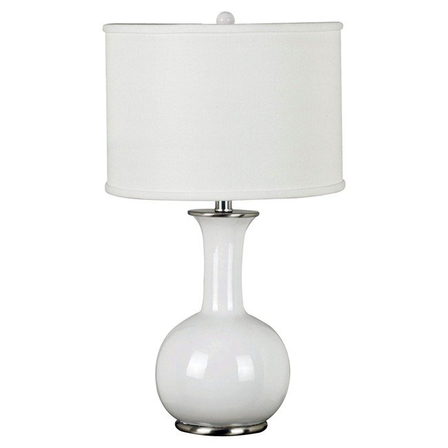 Mimic Table Lamp (Gloss White)