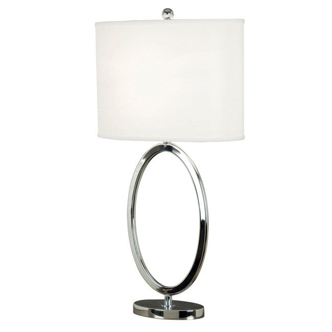 Oke Table Lamp (Chrome)