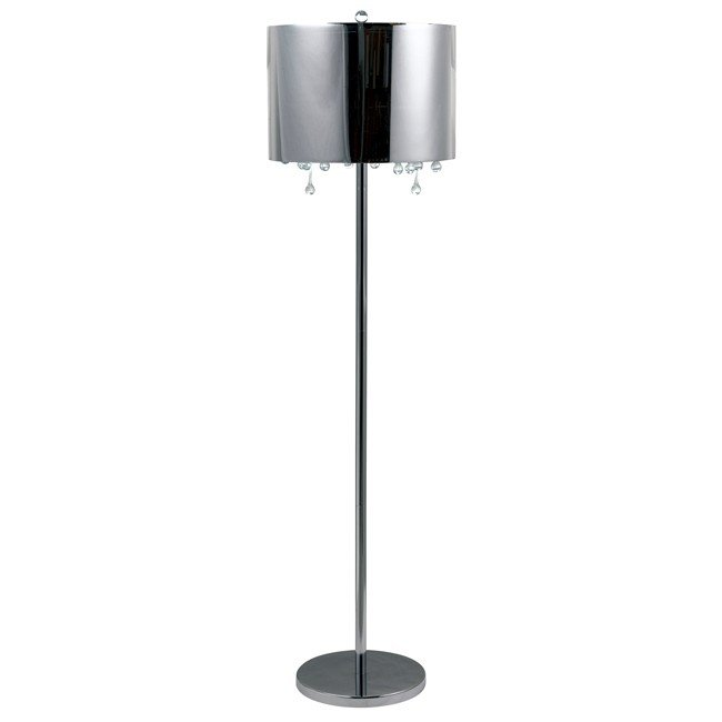 Roma Floor Lamp (Chrome)