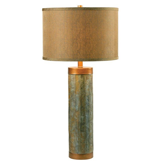 Mattias Table Lamp (Natural Slate)