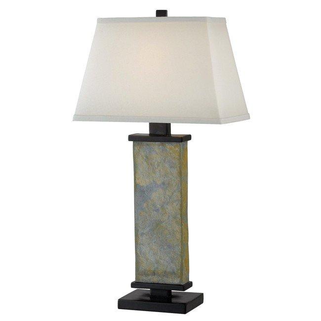 Hanover Table Lamp (Natural Slate)