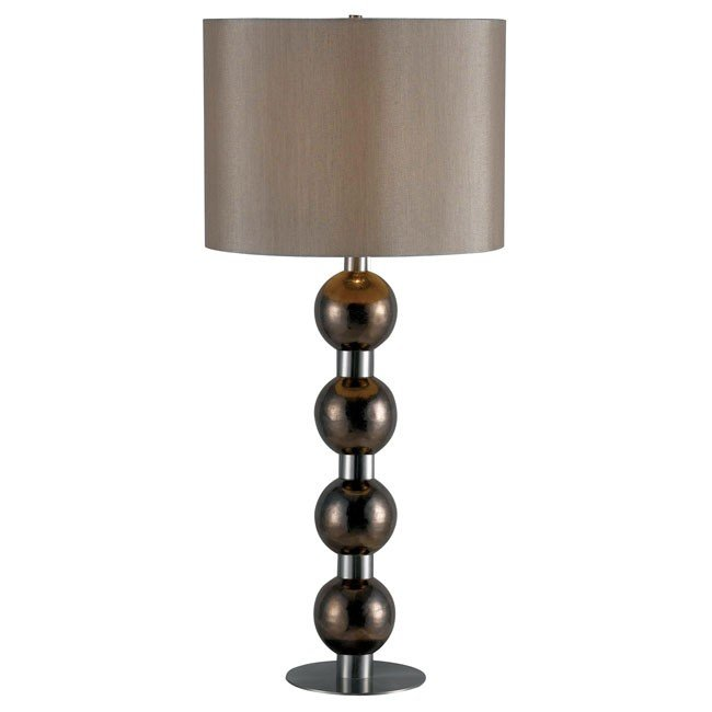 Sector Table Lamp (Bronze Metallic)