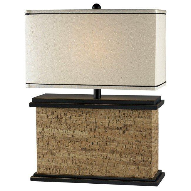Jasper Table Lamp (Cork)