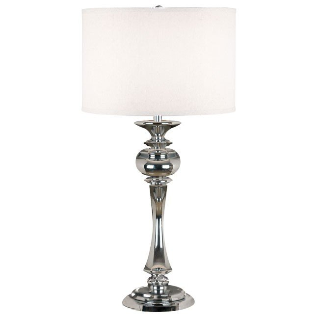 Bishop Table Lamp (Chrome)