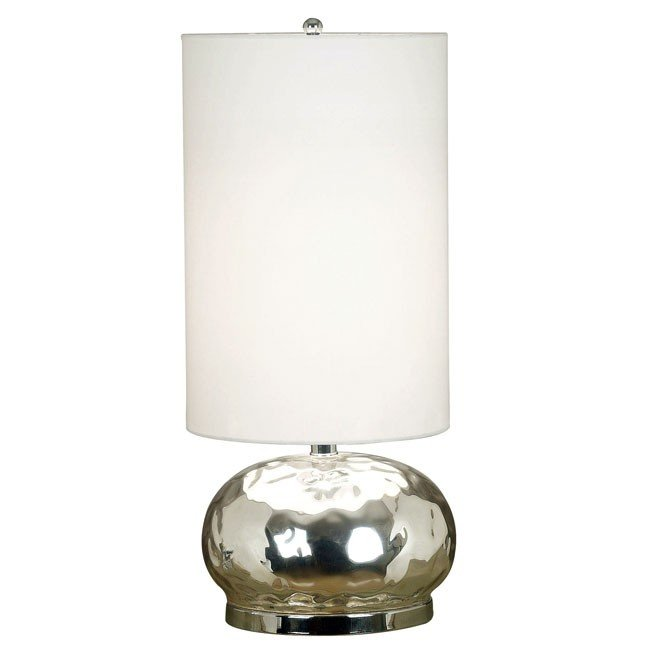 Roxie Table Lamp (Mercury Glass)