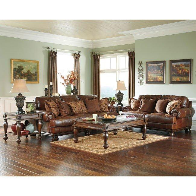 Hutcherson Harness Living Room Set