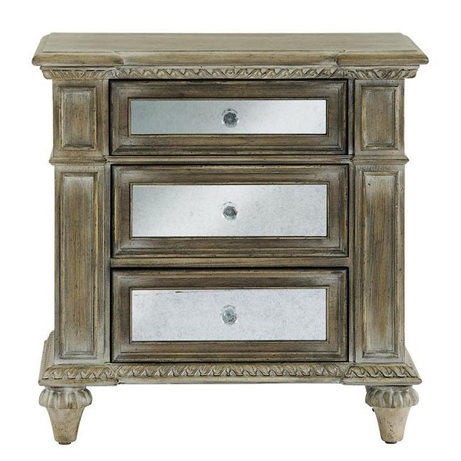 Accentrics Home Arabella Accent Nightstand