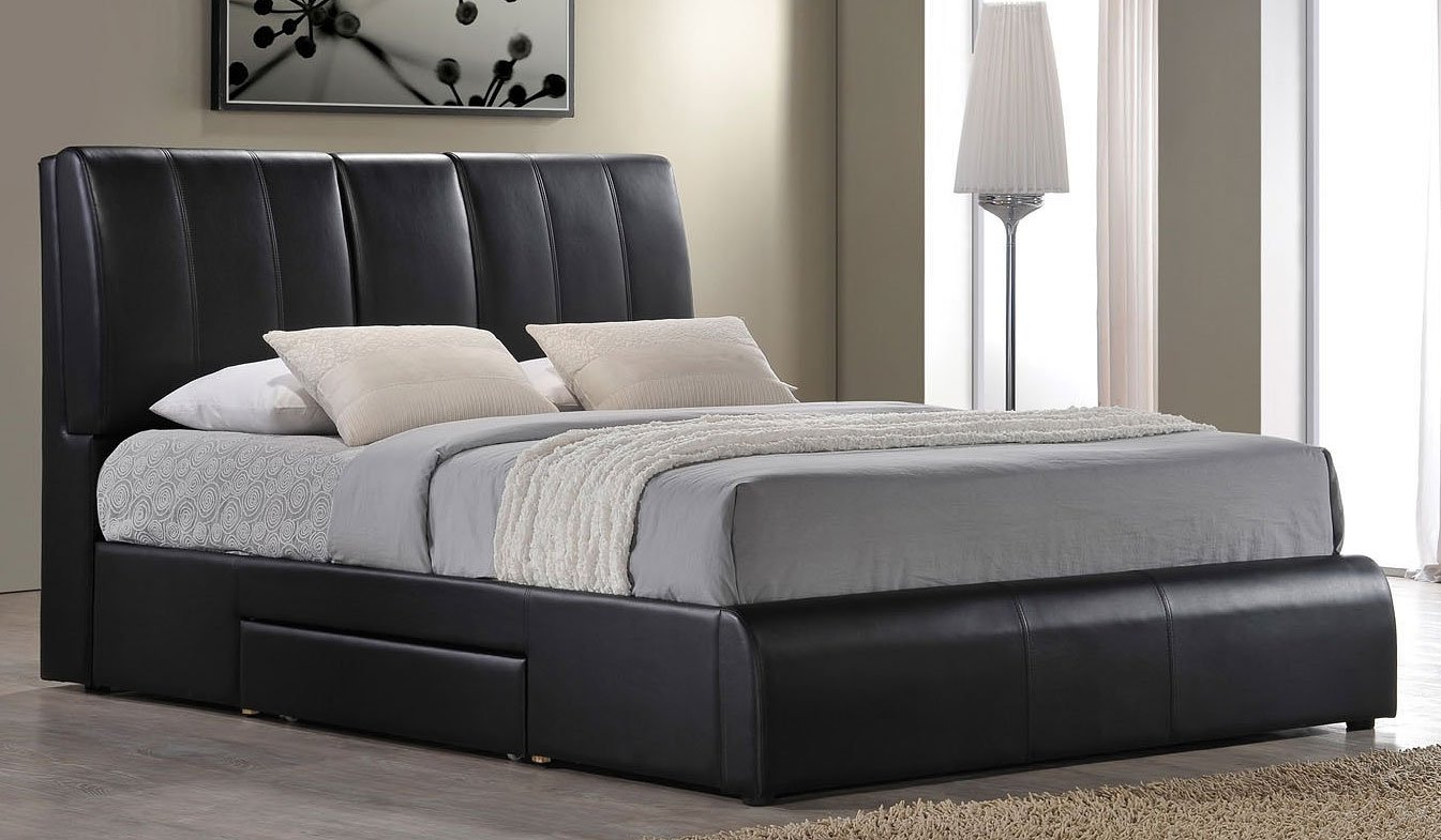 Kofi Upholstered Storage Bed & Kofi Upholstered Storage Bed Acme Furniture | Furniture Cart
