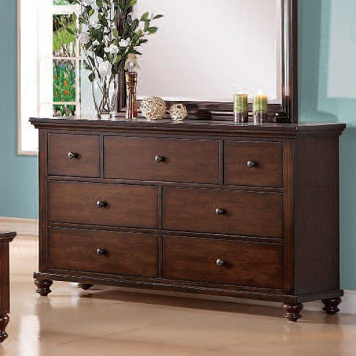 Webb Furniture Dresser With Mirror: Aceline Dresser Acme Furniture