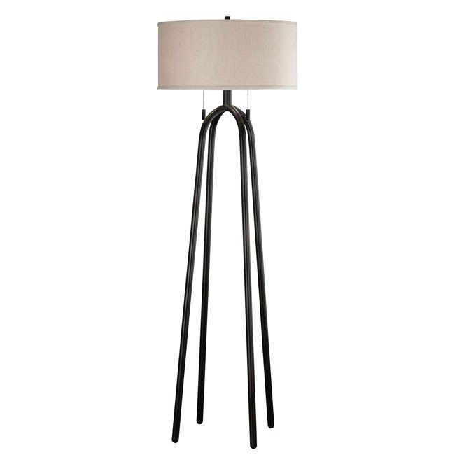 Quadratic Floor Lamp (Oil Rubbed Bronze)