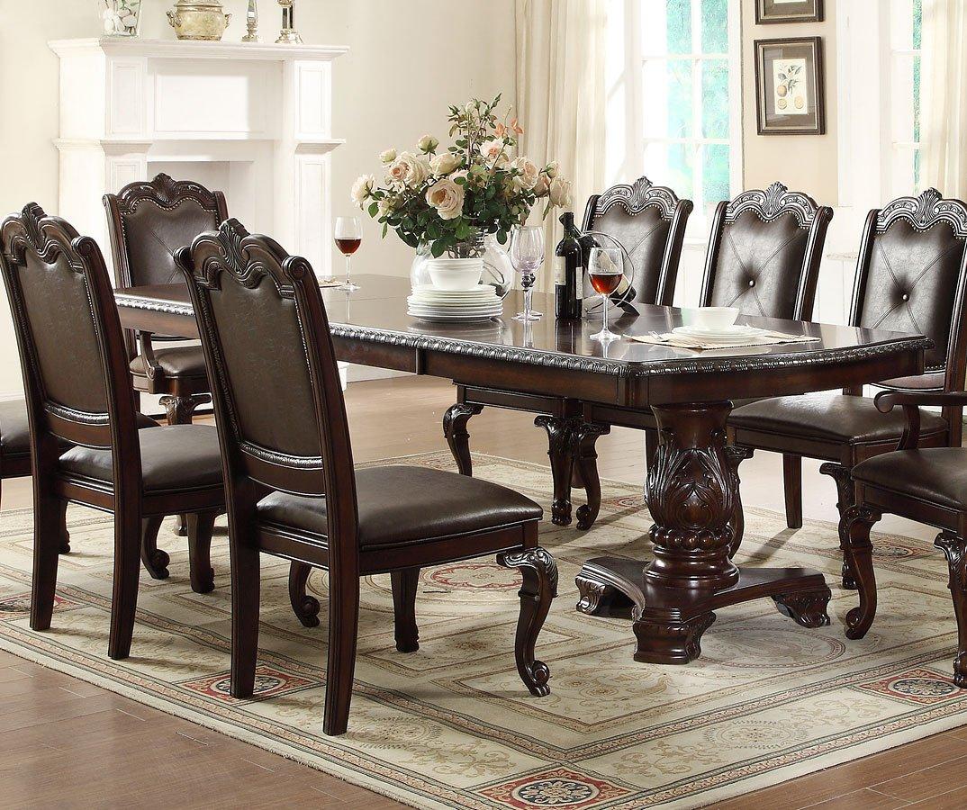Kiera Dining Room Set Crown Mark Furniture Furniture Cart