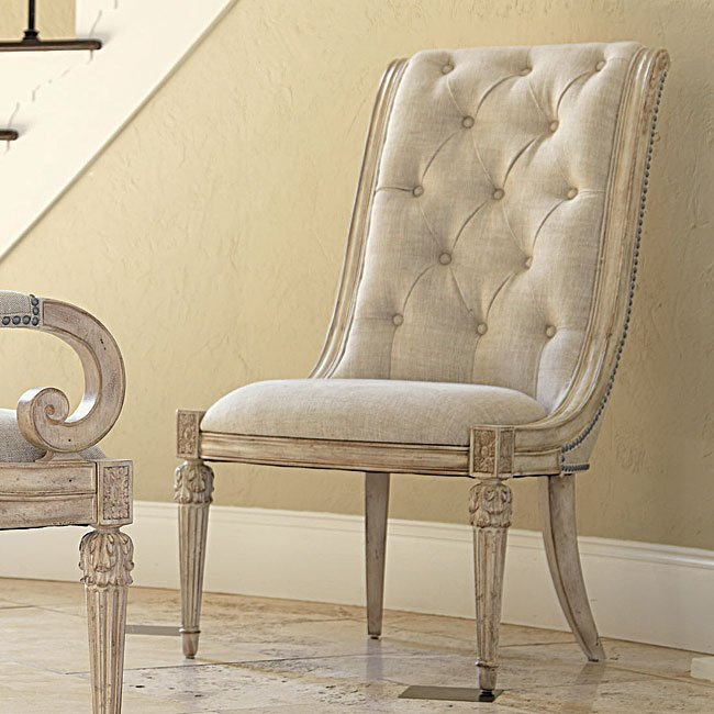 Jessica Mcclintock Dining Room Furniture: Jessica McClintock The Boutique Upholstered Side Chair