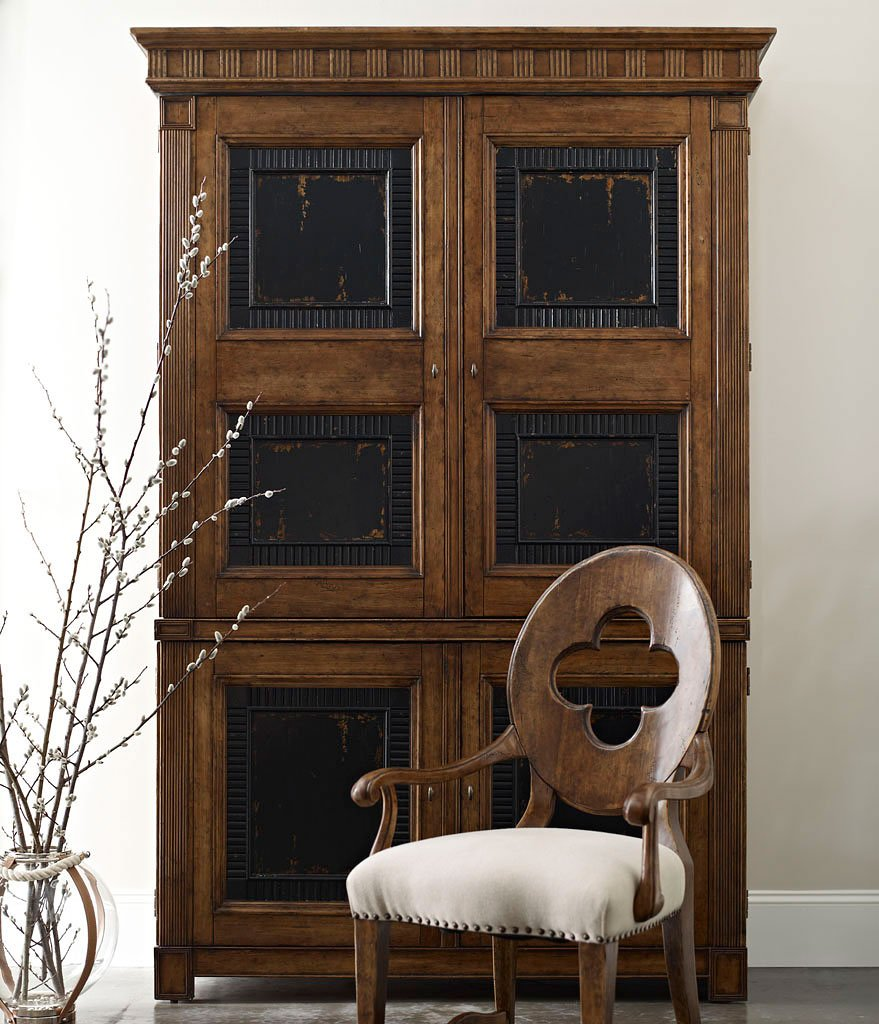 Furniture Montreal: Collection One Montreal Wardrobe (Chestnut) ART Furniture
