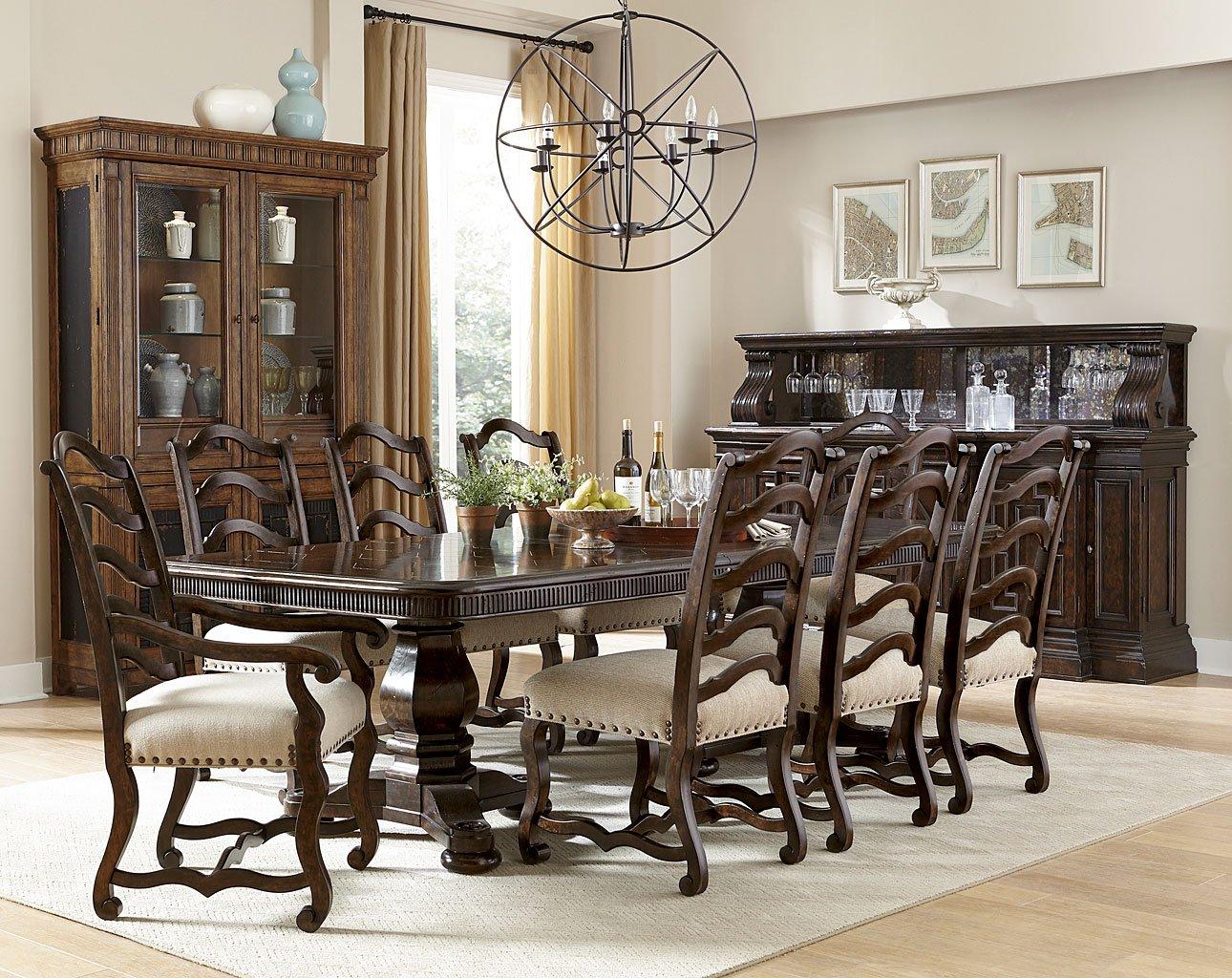 Harvest Dining Room Table | Collection One Harvest Dining Room Set Tortoise Art Furniture