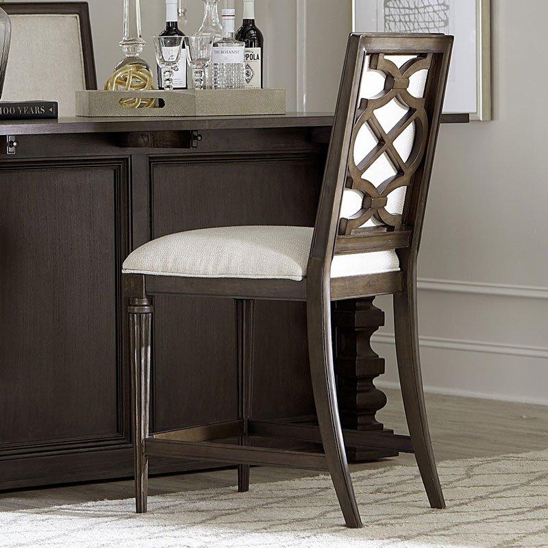 Astonishing Morrissey Blake Counter Stool Thistle Short Links Chair Design For Home Short Linksinfo