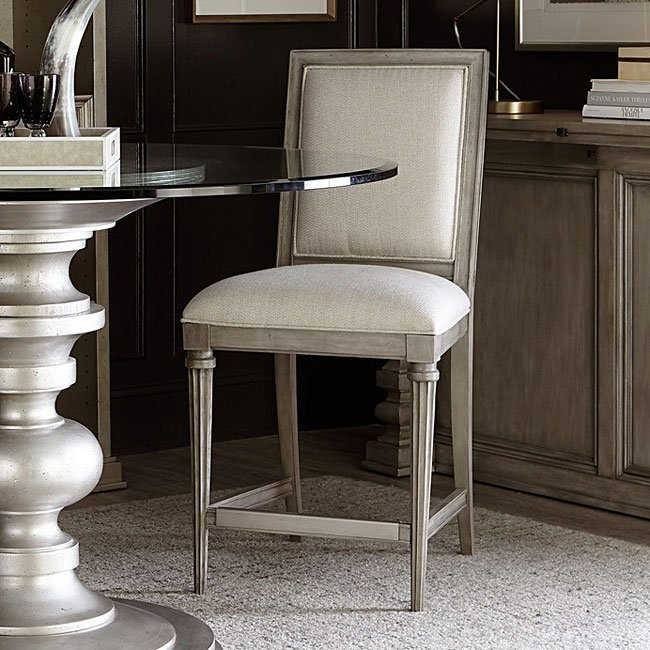 Sensational Morrissey Blake Counter Stool Smoke Short Links Chair Design For Home Short Linksinfo