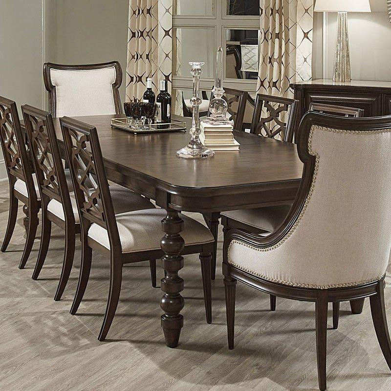 Morrissey Oldham Rectangular Dining Table Thistle ART Furniture