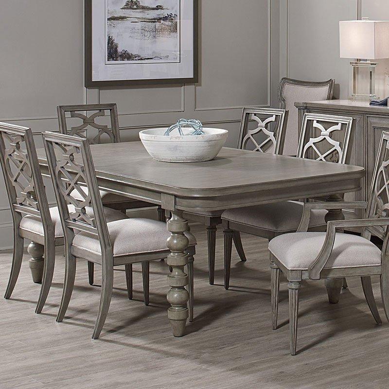 Morrissey Oldham Rectangular Dining Table Smoke ART Furniture